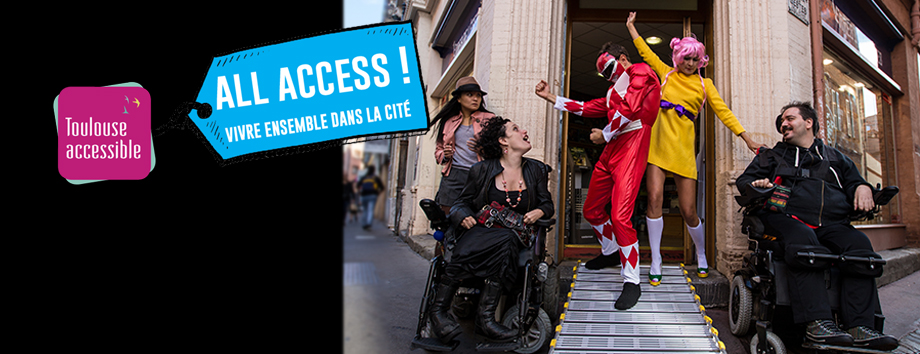 Bannière All Access